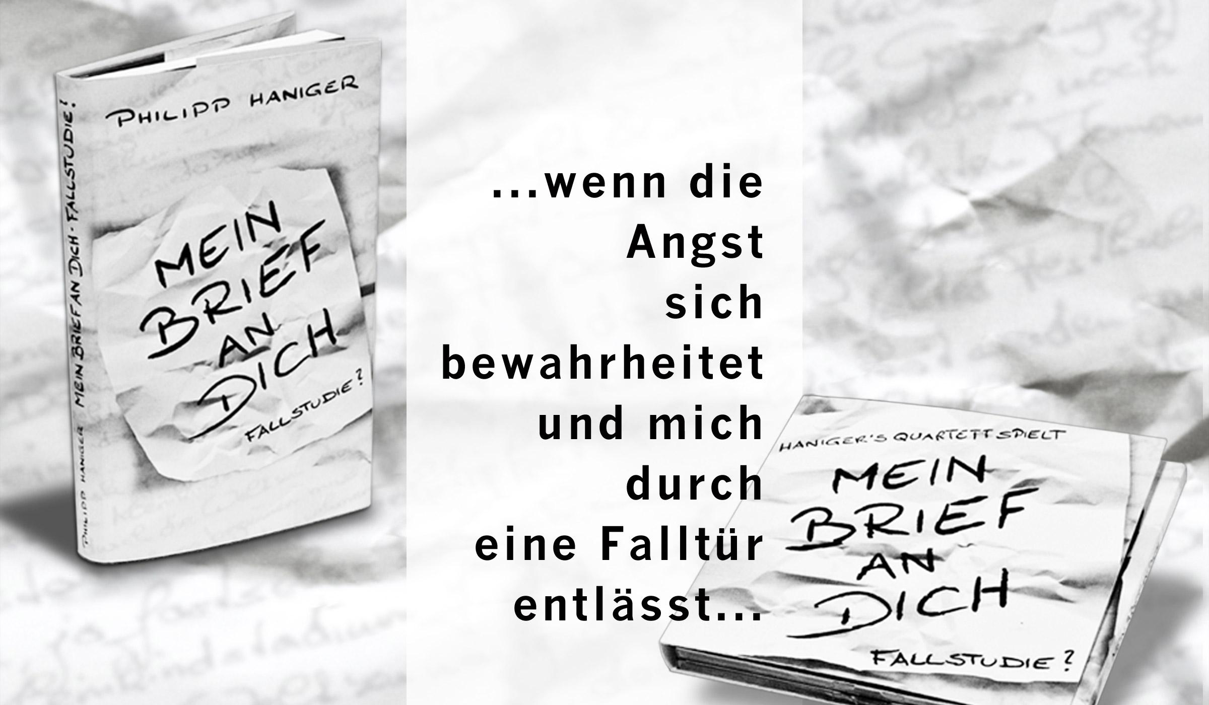 Mein Brief an Dich | Fallstudie? | Philipp Haniger